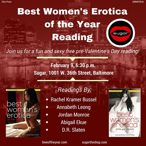 Baltimore reading