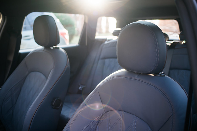 MINI Cooper Clubman All4 - Headrest