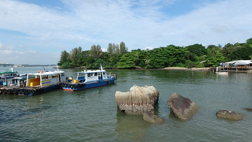 Ubin Jetty