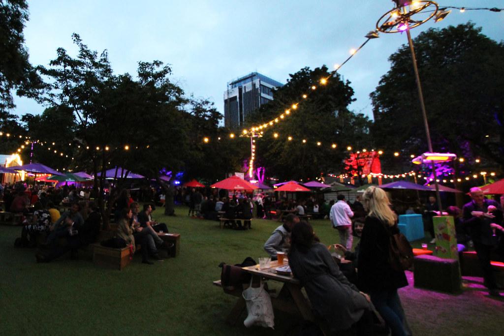 Edinburgh Festival Magazine launch party 2016