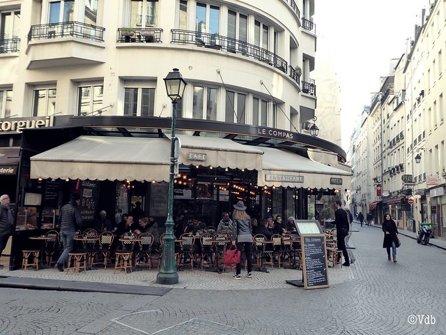 Rue Montorgueil, Parijs