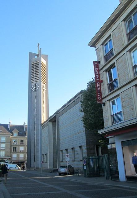Eglise Notre Dame de Victorie St Louis