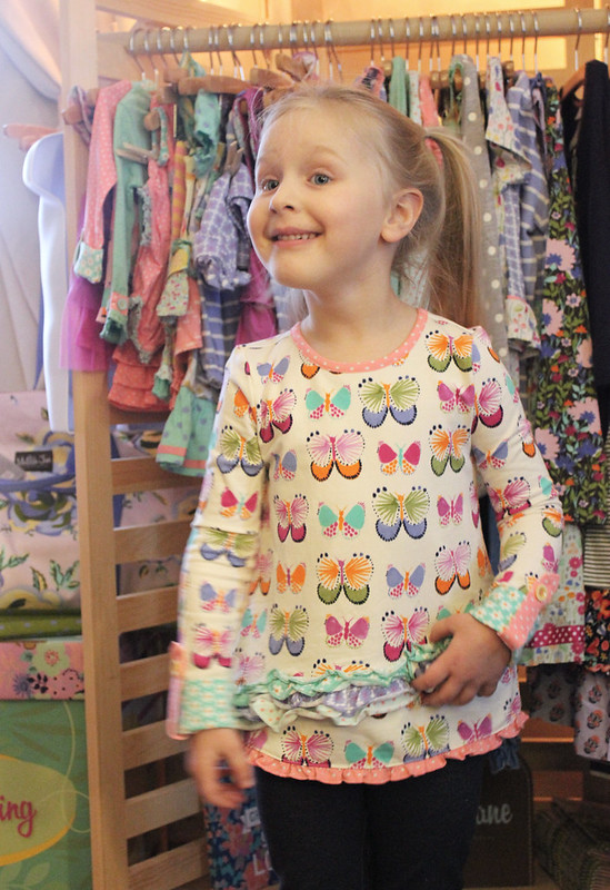 Matilda Jane Butterfly Kisses Tunic
