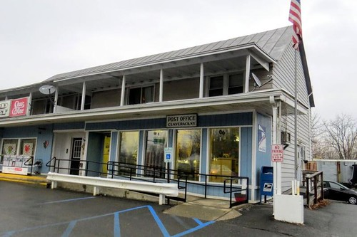 Claverack, NY post office | by PMCC Post Office Photos