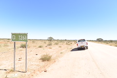 From Windhoek to Spreetshoogte Pass