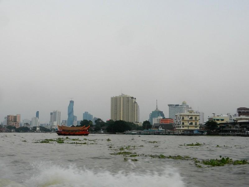 Бангкок, Чаопрайа