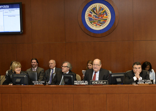 OAS Permanent Council Received Reports on CICAD, MISPA-V and Elections in Suriname