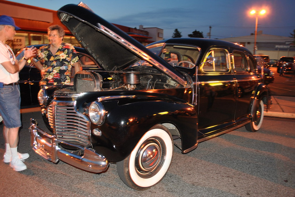 Lansdale Under The Lights Car Show