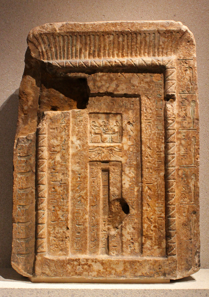 ... False door of Senenmut steward of queen Hatshepsut | by f_snarfel & False door of Senenmut steward of queen Hatshepsut | Flickr