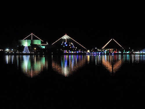Reflective moody gardens festival of lights moody - Moody gardens festival of lights 2016 ...