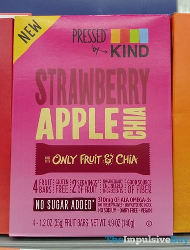 Pressed By Kind Strawberry Apple Chia Bar | theimpulsivebuy | Flickr Strawberry