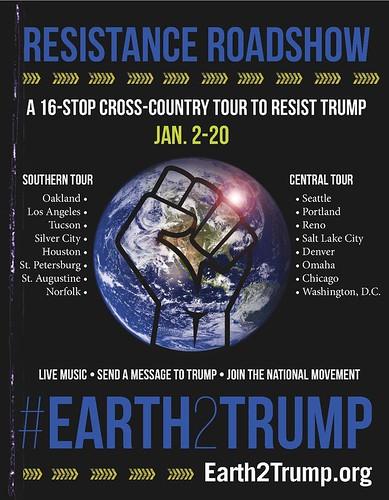 Resistance Roadshow @CenterForBioDiv
