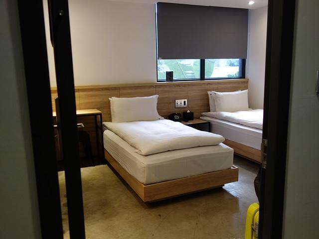 小小的房間@台中鵲絲旅店