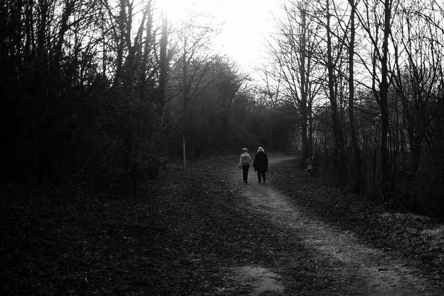 walking away 2