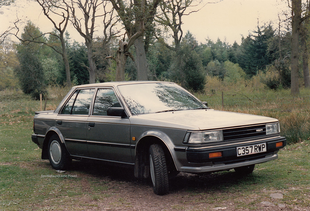 nissan bluebird maxima 1985