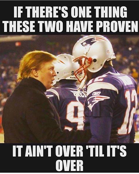 Tom Brady Is Literally Hitler! (SuperBowl Commentary ...
