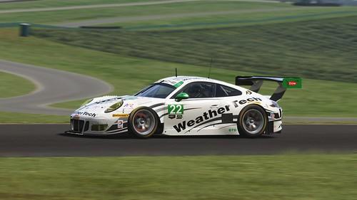 Porsche 911 GT3 R - Weathertech Alex Job Racing - MacNeil Keen - IMSA 2016 (4)