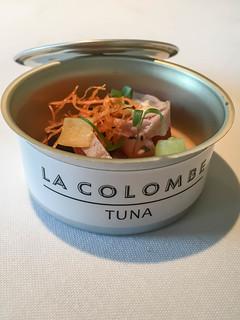 Tuna 'La Colombe'