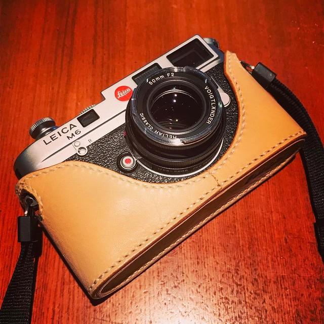 Heliar Classic 50mm f2.0 福倫達250週年皇者降生