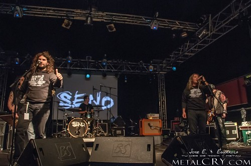 SEND @ @ Ave Fenix Rock Fest 2017