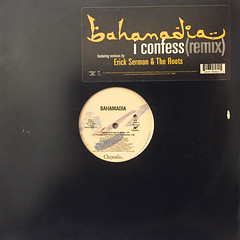 BAHAMADIA:I CONFESS(REMIXES)(JACKET A)