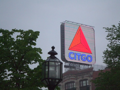 citgo sign | by the.greenmerrick