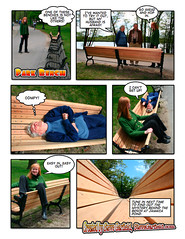 Park Bench: The Comic | by stevegarfield