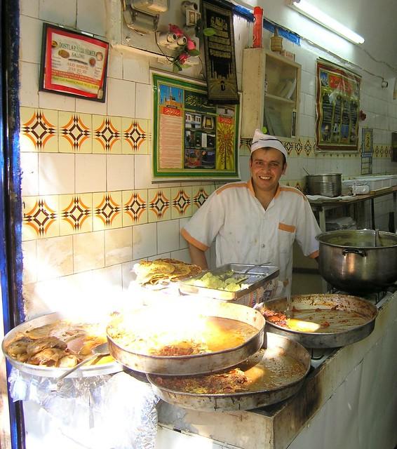 Fast Food Turkey