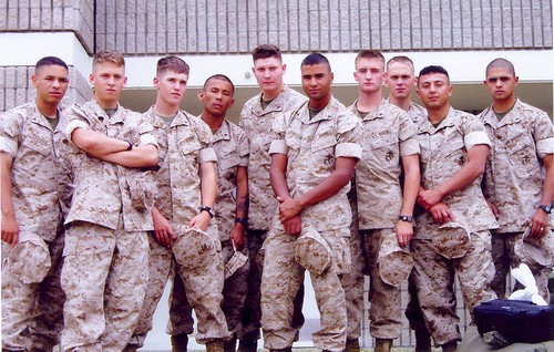 Marines bound for Iraq | by rcvernors