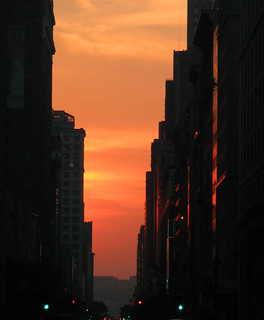 Manhattanhenge B | by ianqui