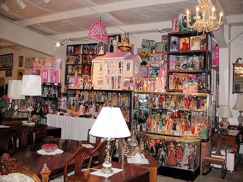 Biggest Barbie Doll Collection This Lady My Dad Knows