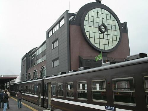 Railway Station Building