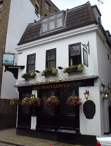 The Mayflower Inn | by diamond geezer