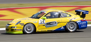 Porsche Michelin Supercup Race - Jimmy Jacobsson (Not Classified) | by David Prior