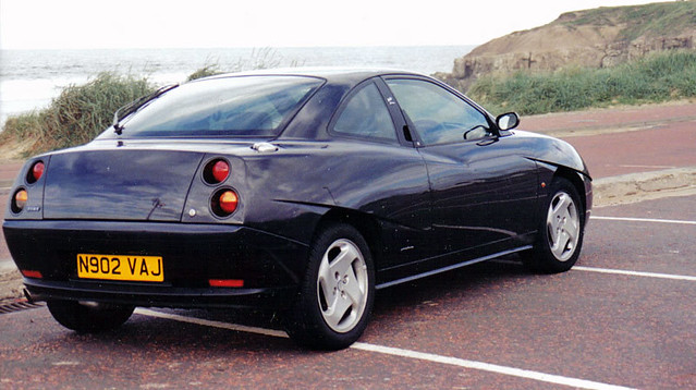 Z Coupe >> Fiat Coupe Pininfarina 16v Turbo | The first car Jeremy and … | Flickr