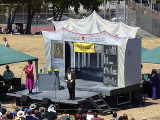 SF Mime Troupe opening on July 4 | by Steve Rhodes