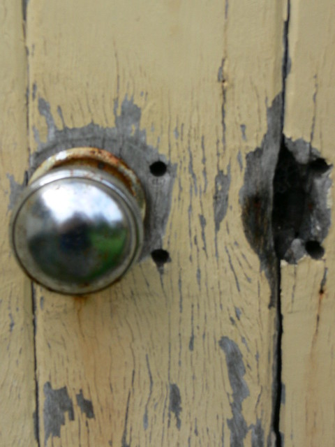 ... Shed Door Knob | By Laineys Repertoire