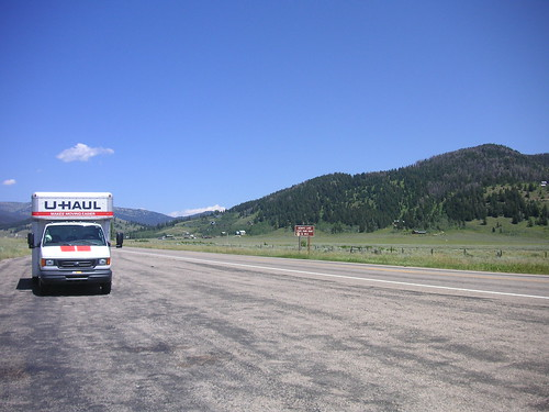 Uhaul in Idaho | by blmurch