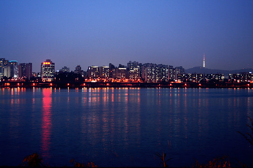 Night View [Hangang Park / Seoul] | by d'n'c