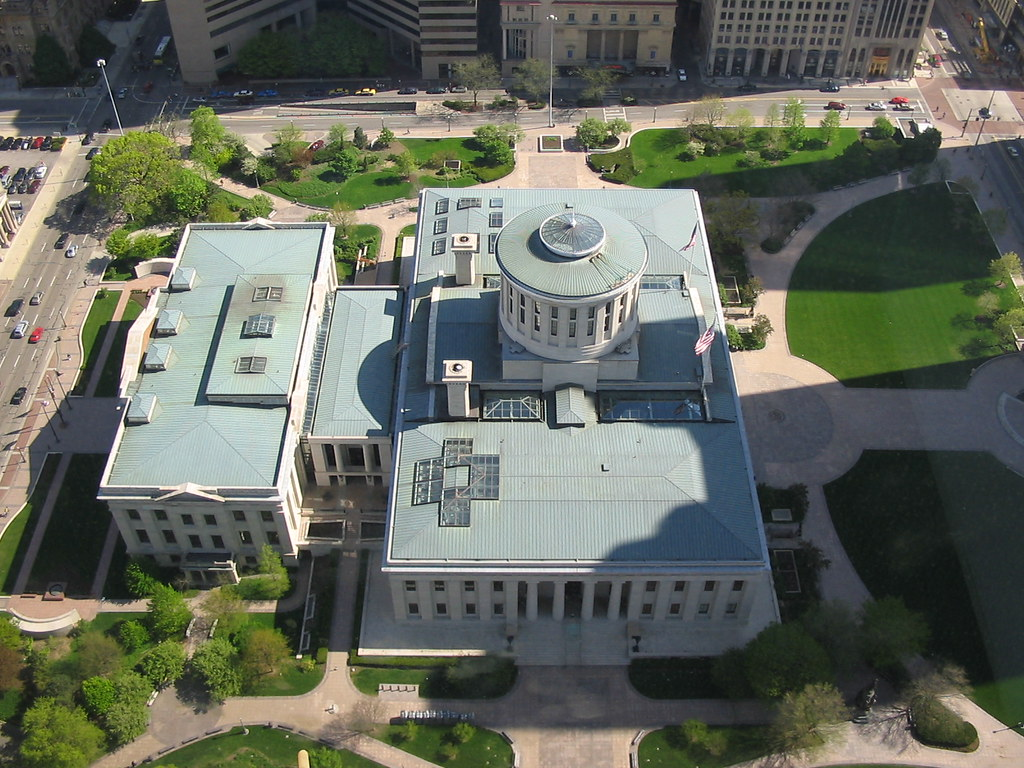 Ohio State House Ghost Tours