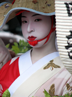 Shijo procession girl | by MShades