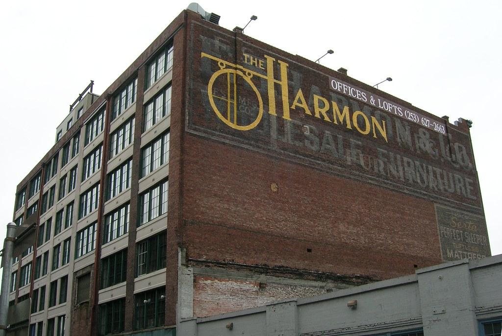 F s harmon mfg co furniture tacoma washington for Furniture in tacoma