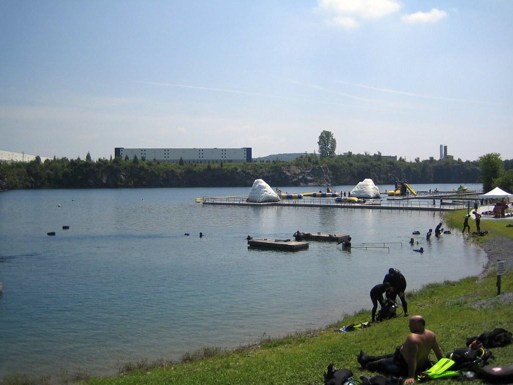 Aqua Park At Dutch Springs Aqua Park At Dutch Springs