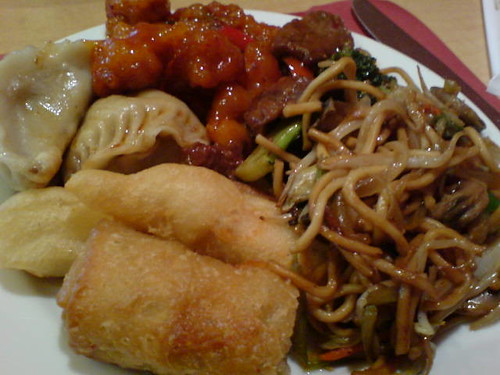 Chinese food | by mroach