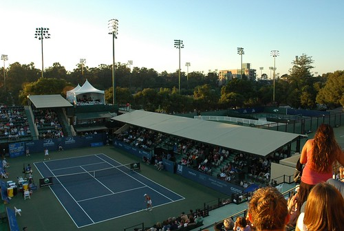Taube family tennis center at Stanford | by Cafe au Lait
