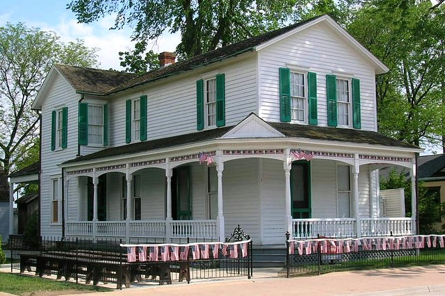 Wright Brothers Birthplace In Greenfield Village The