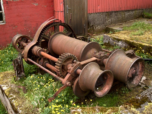 Steam winch | by Jan Egil Kristiansen