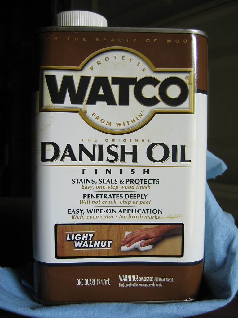 Watco Danish Oil Natural Reviews