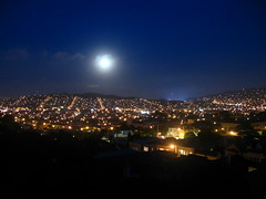moonlight view from Glen Park, San Francisco | by pengrin™