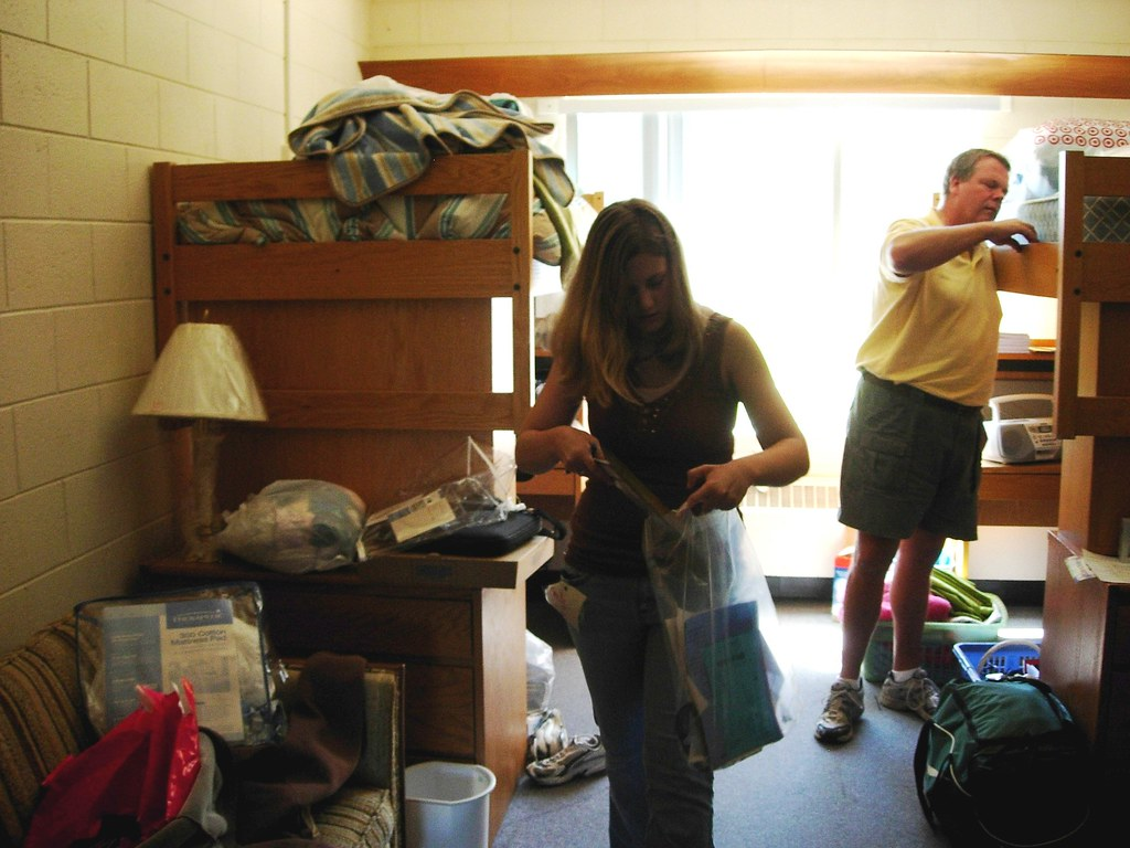 Dorm Rooms At United Stses Miltary Prep